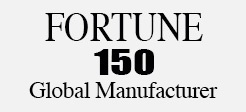 Fortune 150 Global Manufacturer Logo
