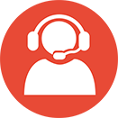 Comprehensive Client Support Icon