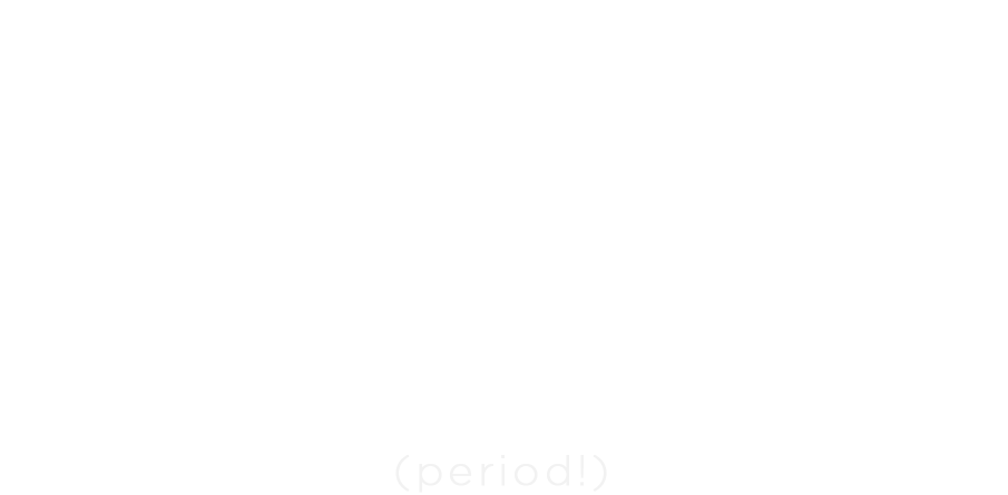 Software solutions should simply deliver fantastic results so that you can focus on what is most important. (period!)