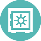 Document Retention and Destruction Icon