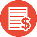 Purchase Order and Requisition Icon