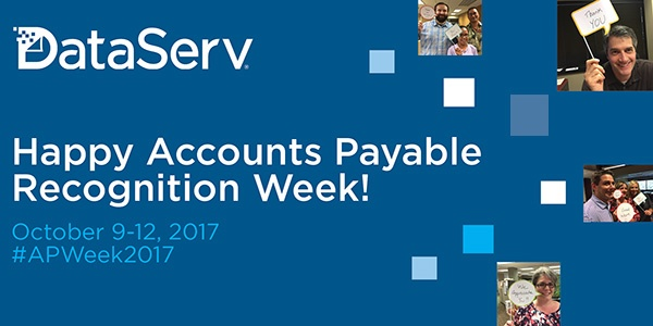 Accounts Payable Recognition Week Banner