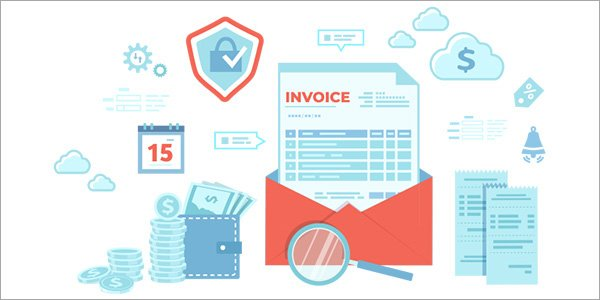 Paper and Electronic Invoice