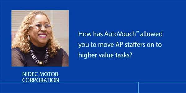 Testimonial Video: Moving AP Staff to Higher Value Tasks